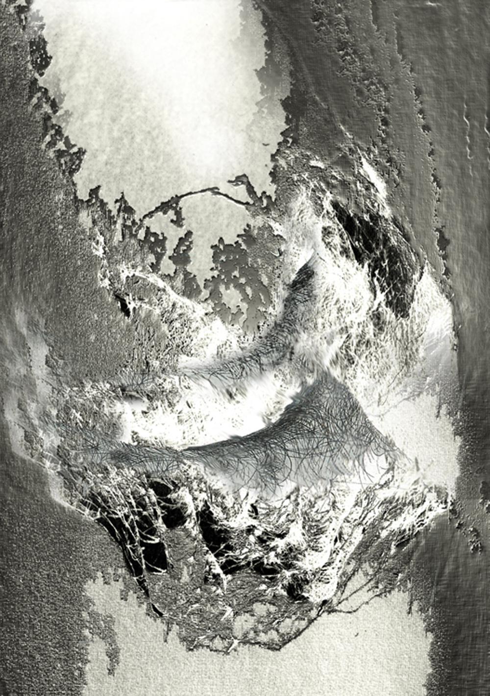 Góry 8, Serce, 70x100 cm, 2002.jpg