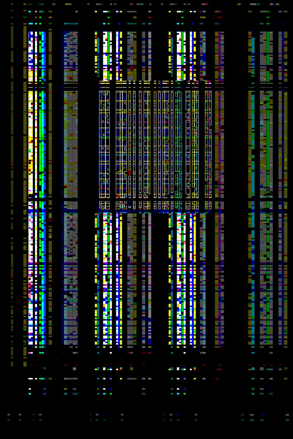 Pole widzenia, Światła 7, 147x98, 2012.jpg