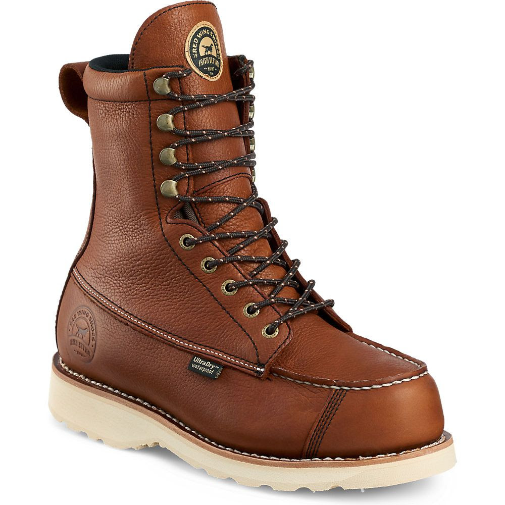 Get 15% off & a FREE pair of Fox River Socks - With the purchase of an Irish Setter Boot!