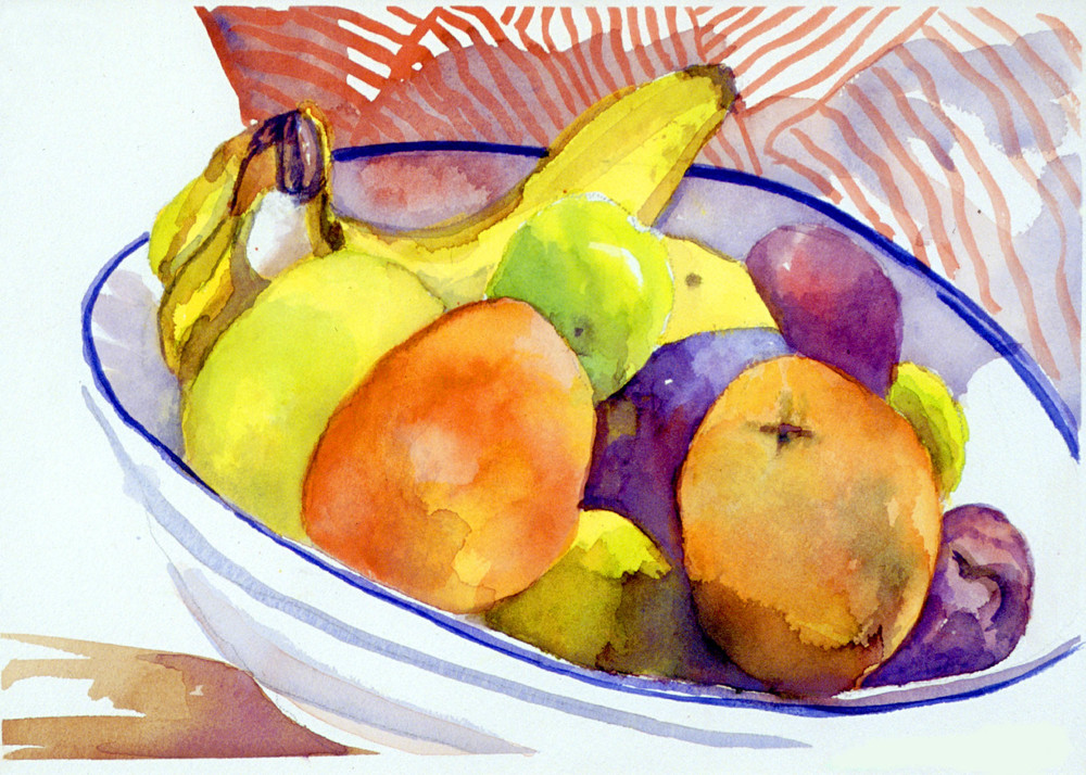 SUMMER FRUIT BOWL