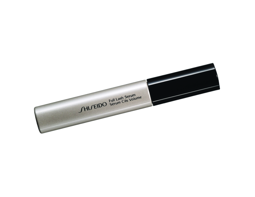 Shiseido Full Lash and Brow Serum, $42.  (for brows too). Available at The Bay, Sephora and Shoppers Drug Mart.