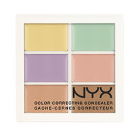 NYX Cosmetics Color Correcting Palette, $14. Available at select Shoppers Drug Mart stores and nyxcosmetics.ca.