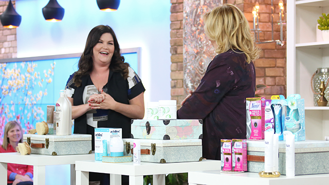 MARILYN DENIS SHOW GET SUMMER READY SKIN
