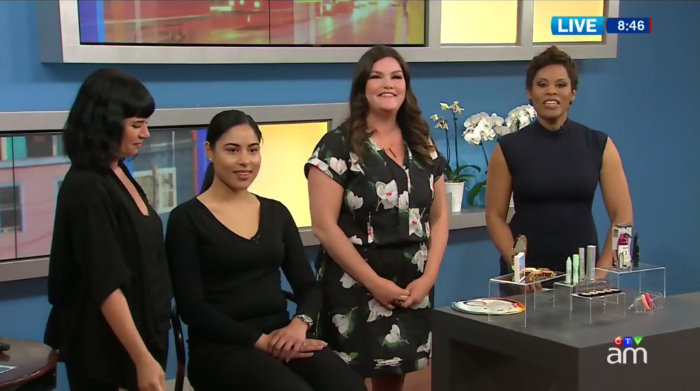 CANADA AM: COLOUR CORRECTING 101