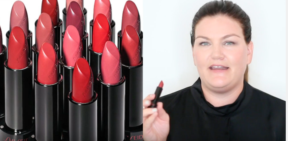 Shiseido Rouge Rouge Lipstick Review