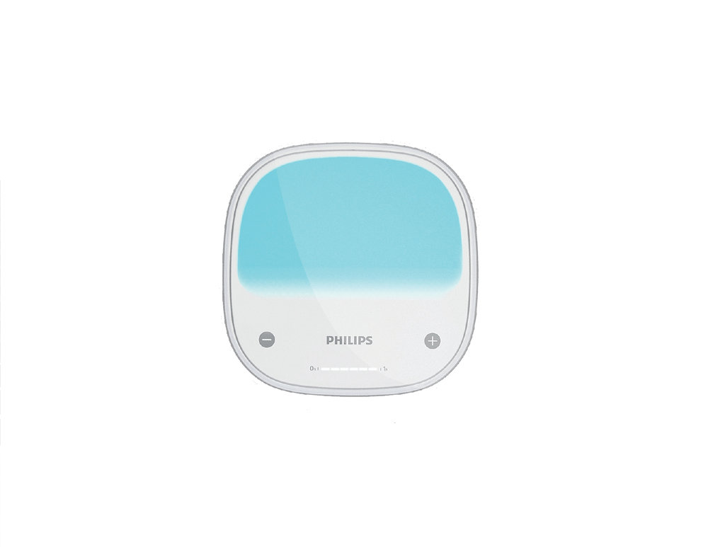 PHILIPS   Philips goLITE BLU,  $199.  Available at London Drugs, Jean Coutu, Shoppers Home Health Care, B x3, Walmart and  amazon.ca .