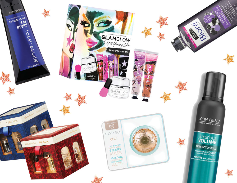 best beauty gifts holiday 2018