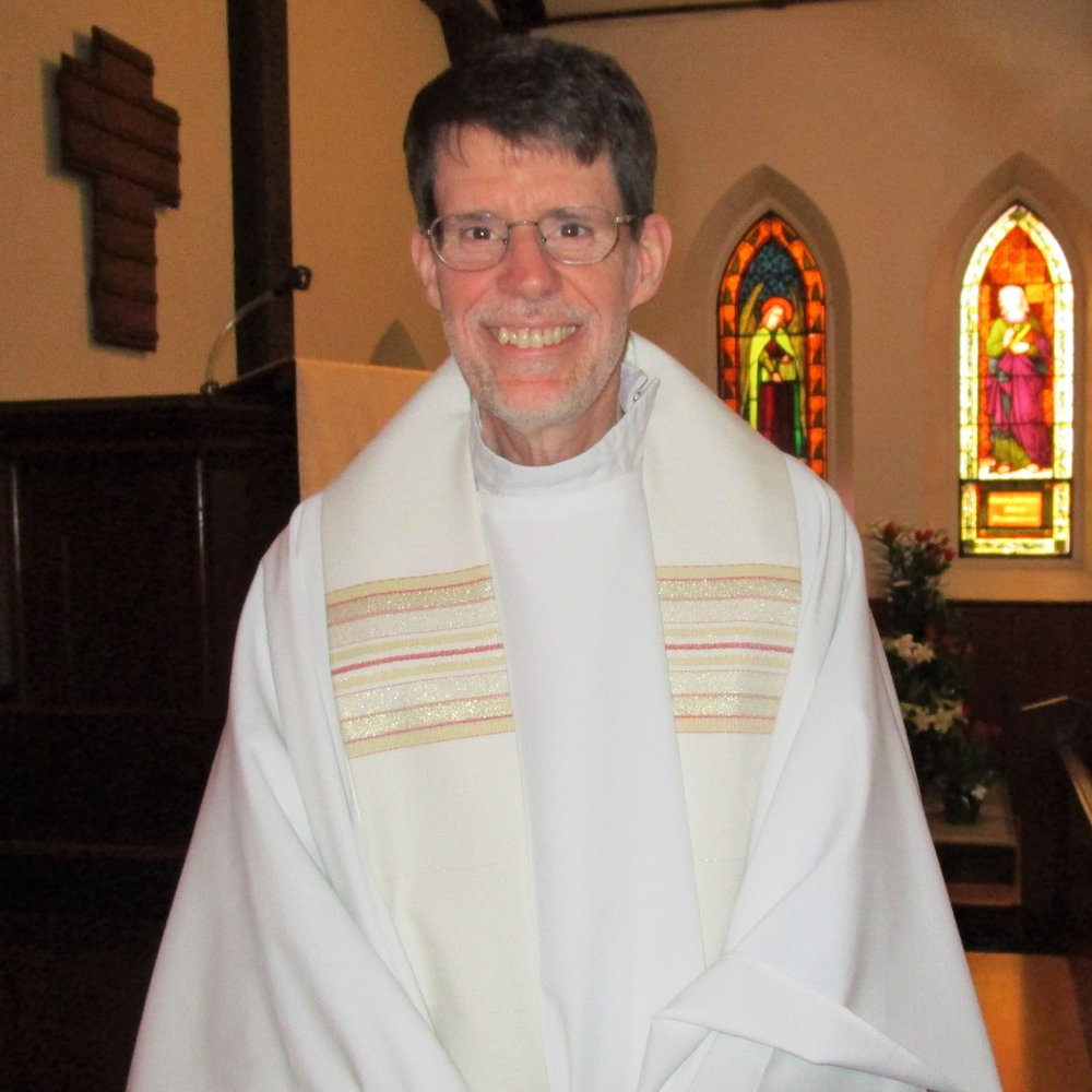 Dan Collier - Associate Priest
