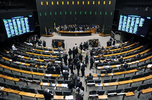 Emilaine criou um  abaixo-assinado    pedindo redução nos salários dos deputados federais