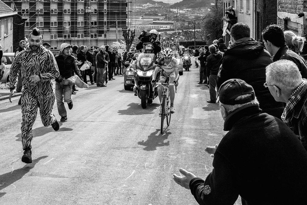 Vincenzo Nibali has set his attack early