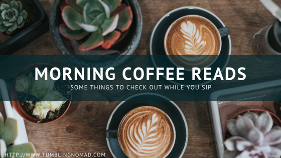 Morning Coffee Reads