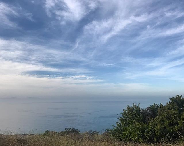 Determined to make the most of our last day in Cali. #pch #californiaroadtrip #pacificcoasthighway #viewfromhere #backtocali #elcapitancanyon
