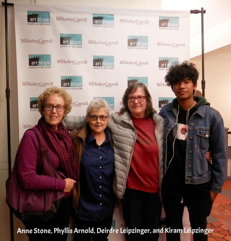 Art-12 - Anne Stone, Phyllis Arnold, Deirdre Leipzinger, and Kiram Leipzinger.jpg