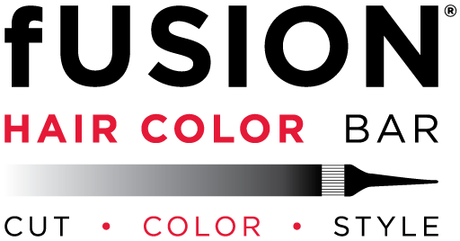 fUSION HAIR COLOR BAR