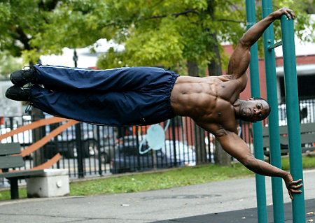 Now that's what I call a human flag!