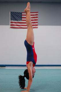 Jens think I should do this. (handstand)
