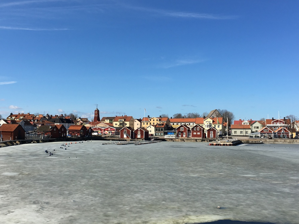 A trip to Öregrundthe Monday after Easter