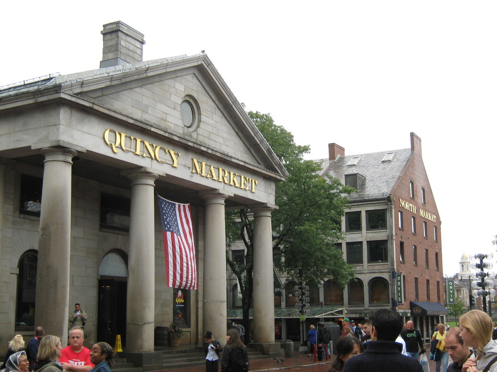 Historic Quincy Market