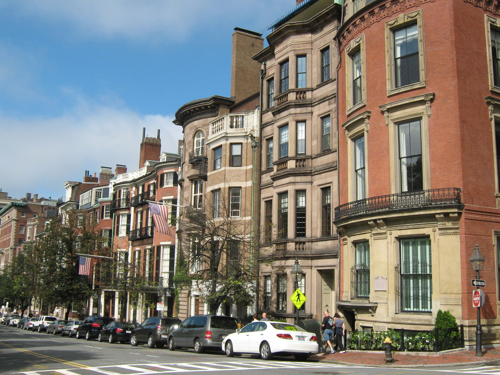 Stylish Beacon Hill houses