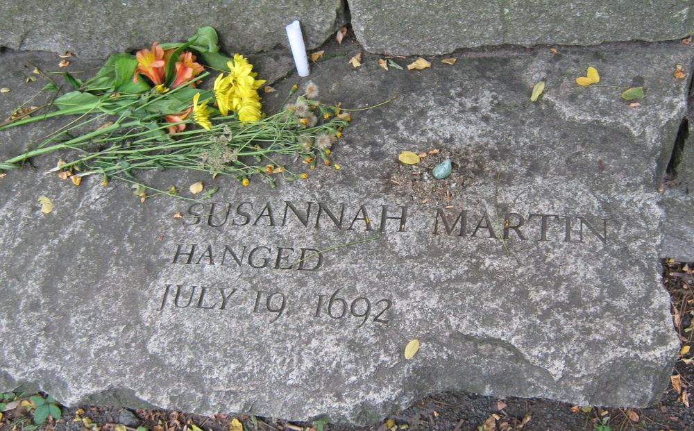 The Salem Witch Trials Memorial ― Remembering Those Lost