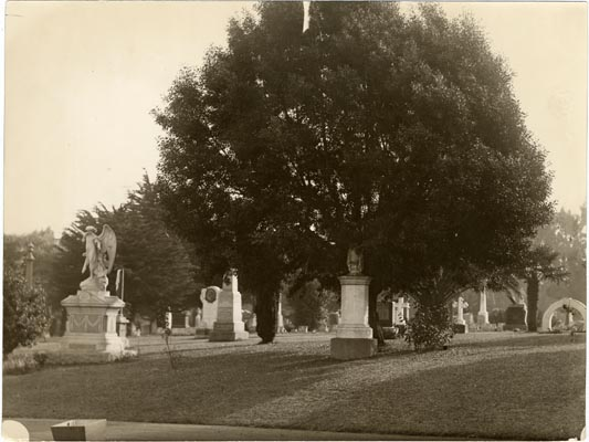 Woodlawn Cemetery, Colma, California
