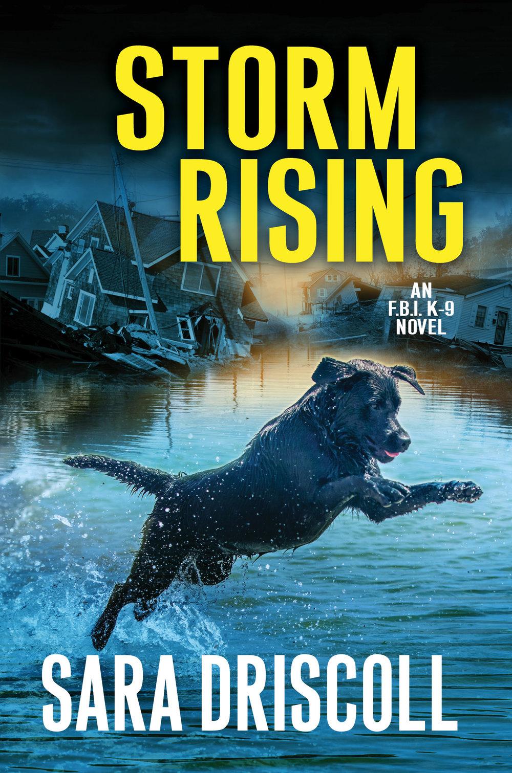Storm Rising - FBI K-9s #3