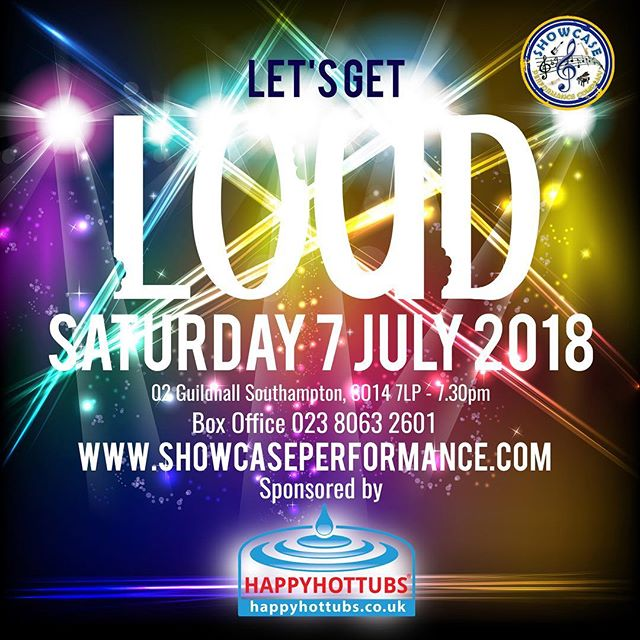 Tomorrow! Gona be amazing! Come and see over 300 performers play music from @thedisneymoana @greatestshowman @edsheraan @palomafaith and much more..... call 02380632601 for tickets or click link in Bio! Tickets on sale on the night too!! 🎟⭐️🌟