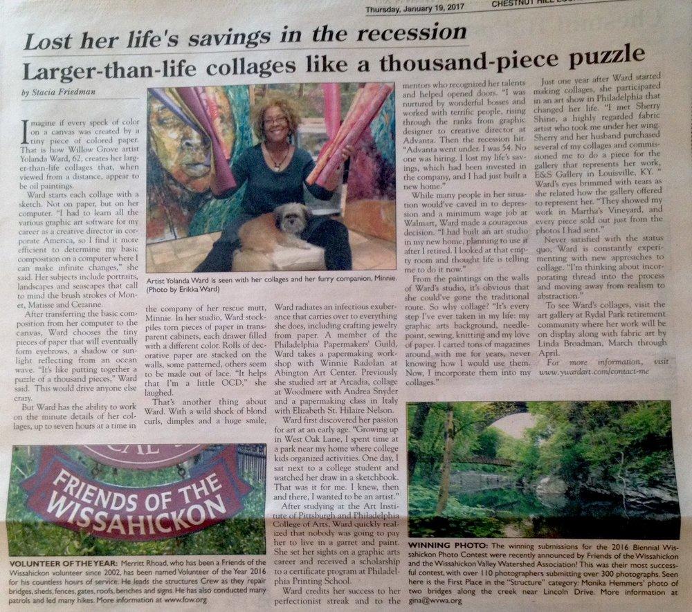 Chestnut Hill Local -