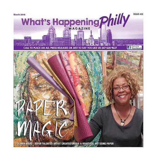 What's Happening Philly Magazine -