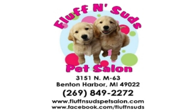 Pampering pets in Berrien County for over 19 years.