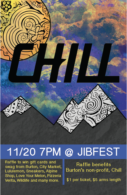 Chill 11x17 Poster