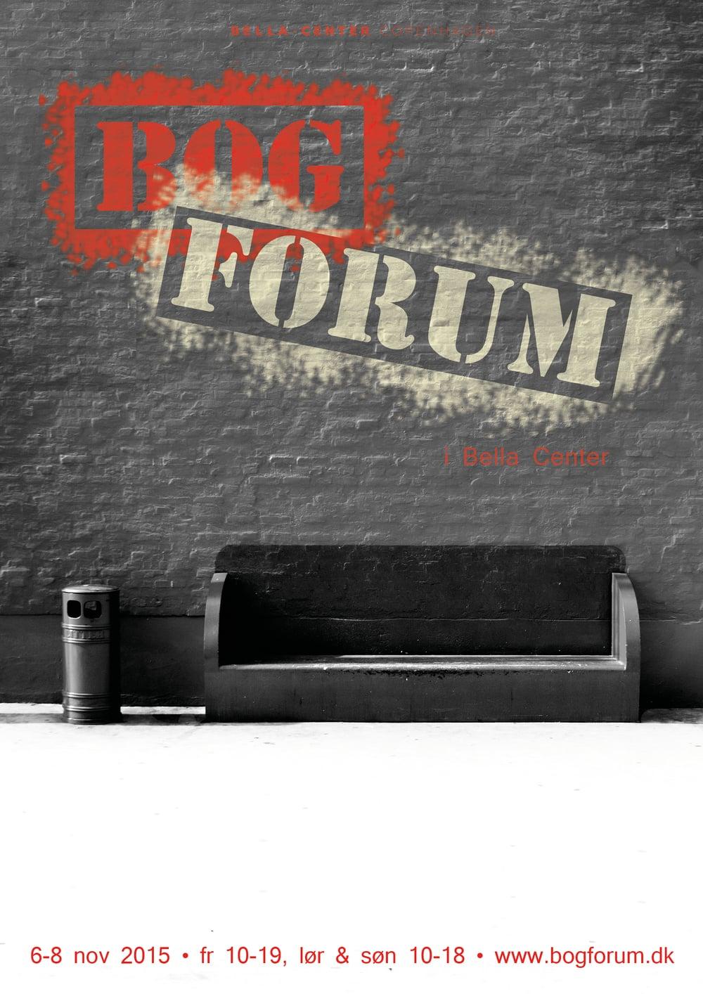 Bogforum Poster 2