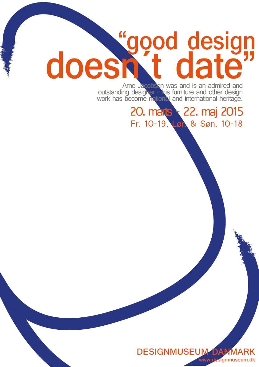 Danish Design Museum Poster 1