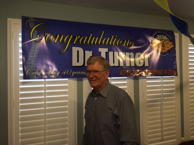 Dr. Jim Turner has dedicated forty years of service to helping people get well as a caring and compassionate doctor. Jim is noted for his integrity, professionalism and, of course, Godly character.