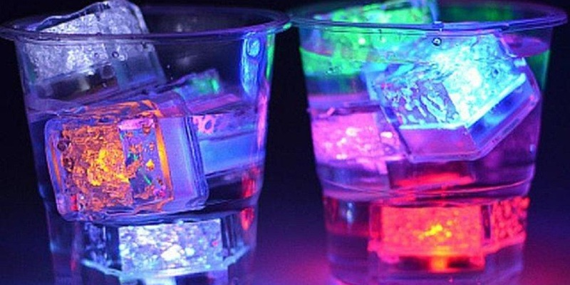 Georgetown Glow Cocktails