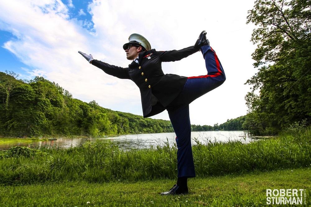 Sergeant Brianna Renner- United States Marine Corps.