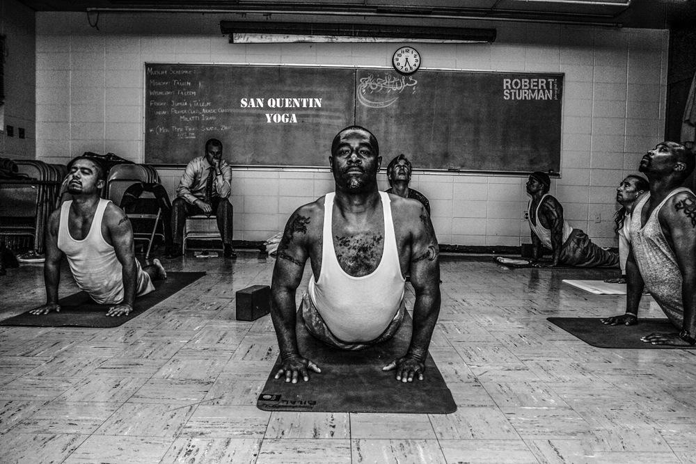 San Quentin Yoga