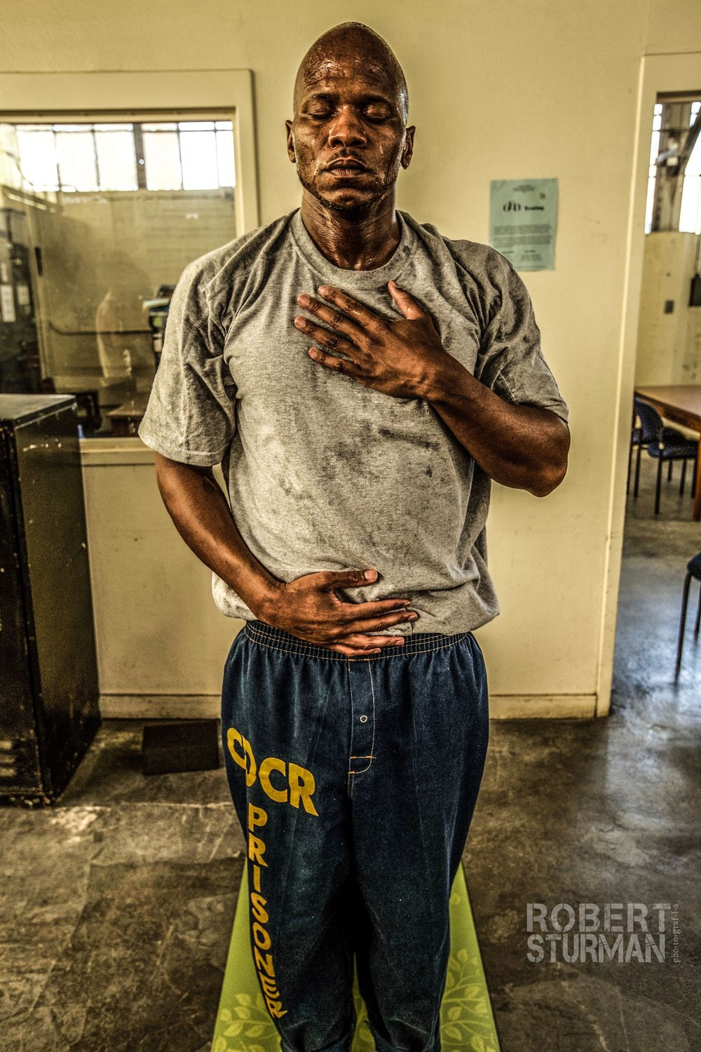 Prison Yoga Is Helping Inmates Transcend Their Cells: James Fox, Founder Of The Prison Yoga Project, On Bringing