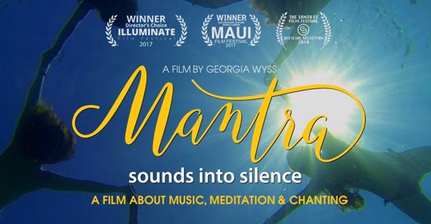 Resultado de imagen de sounds into silence mantra film
