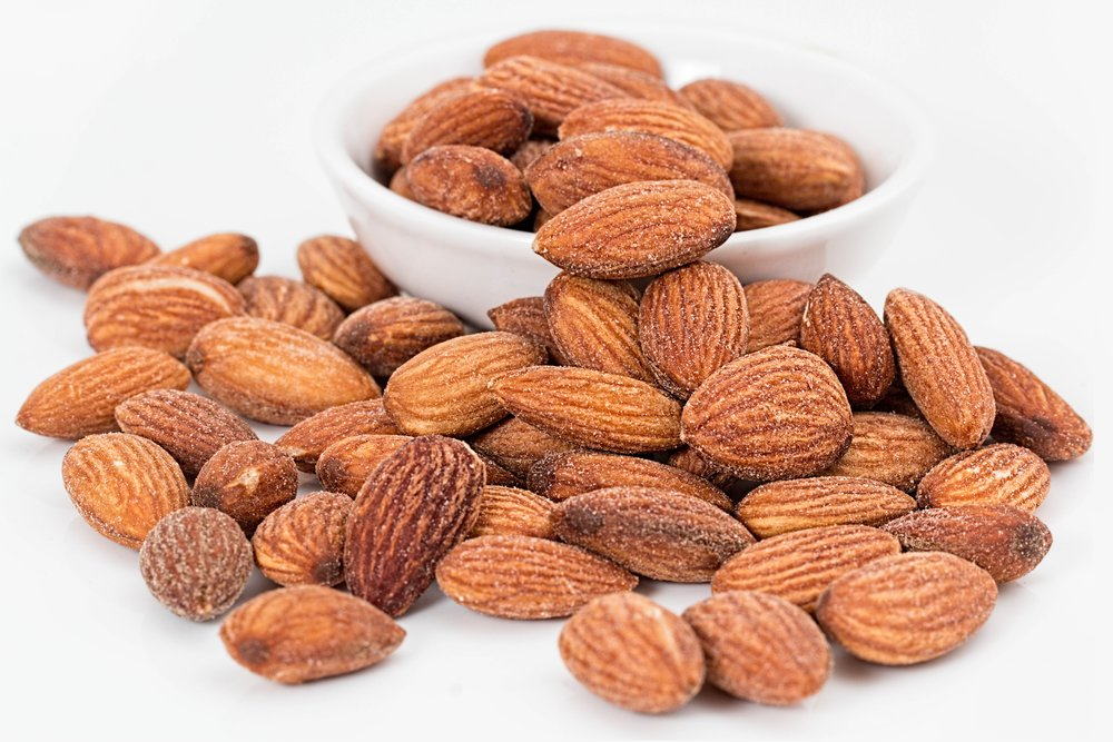 Almonds image by Steve Buissinne .jpg