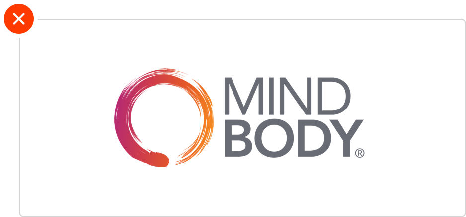 "DO NOT  stack ""MINDBODY"""