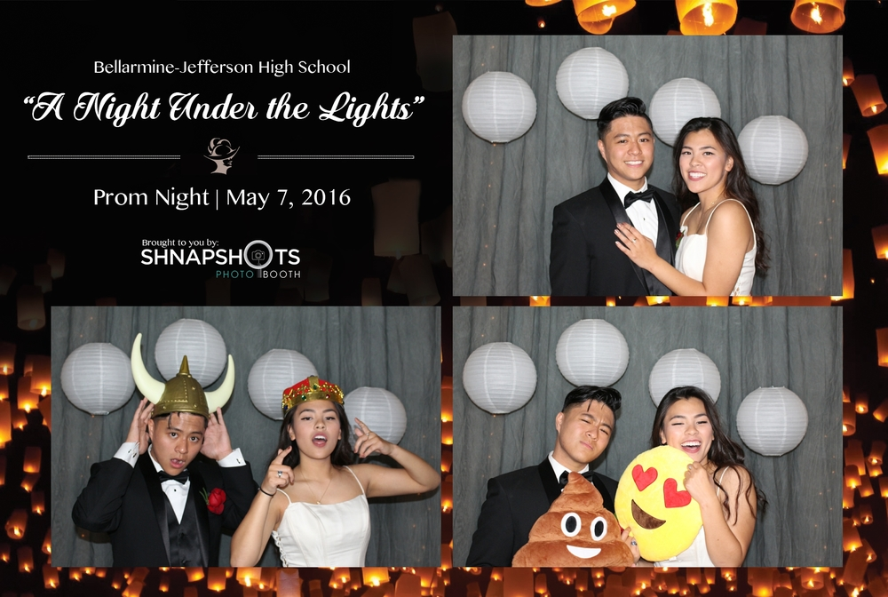 Bell-Jeff Prom - May 7, 2016