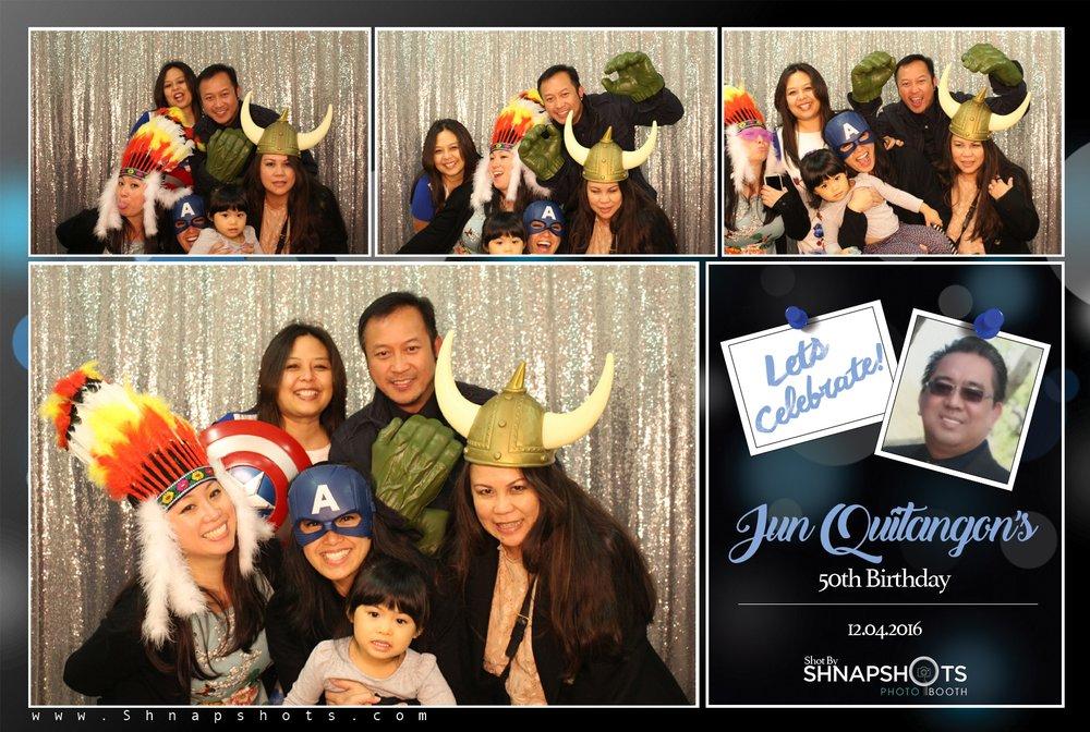 Jun Quitangon's Birthday