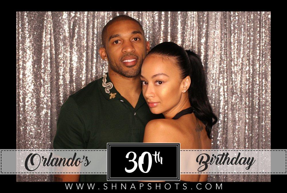 Orlando Scandrick's 30th Birthday