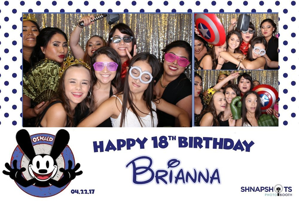 Brianna's 18th Birthday