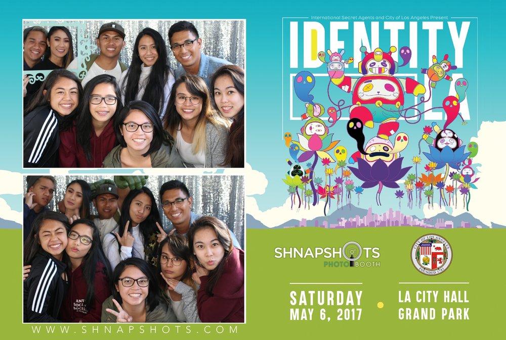 Identity LA - Grand Park