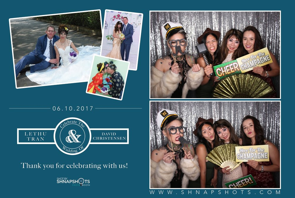 Lethu & David's Wedding