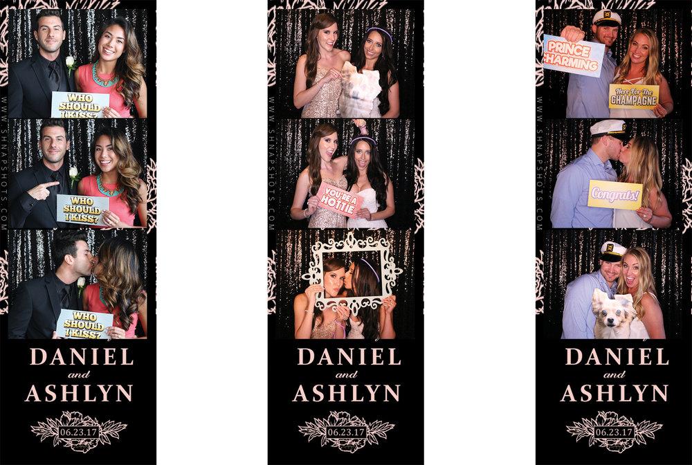 Daniel & Ashlyn Wedding