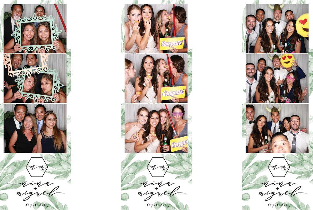 Nina & Miguel's Wedding