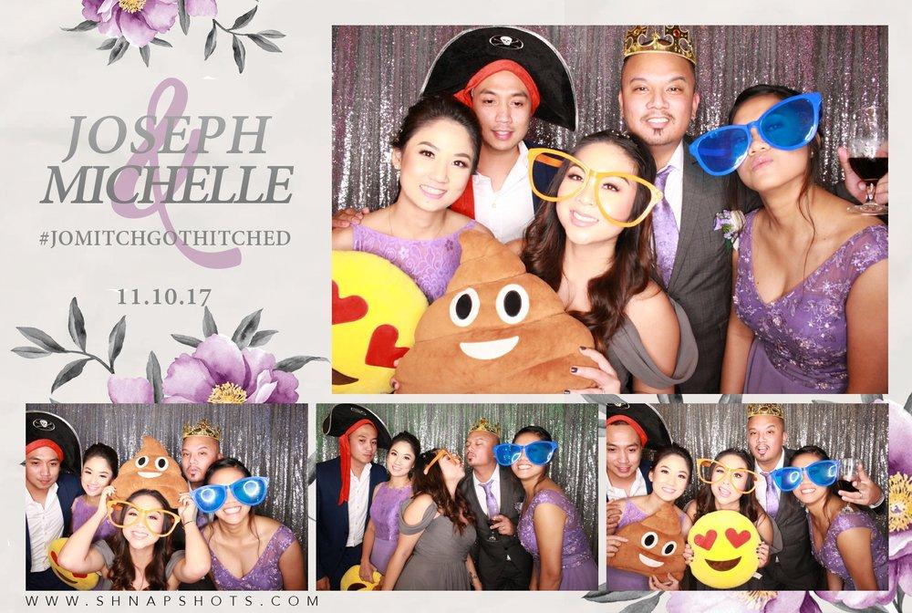 Joseph & Michelle Wedding